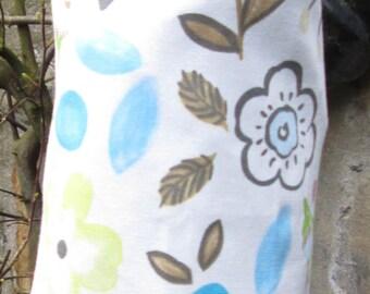 Woodland Flowers Carrier Bag Holder