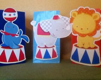 Cute Circus Goody Bag