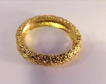 KJL Gold Bracelet Kenneth J Lane