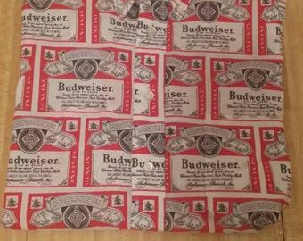 Vintage Budweiser Shorts Etsy