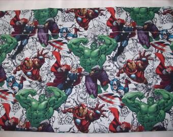 Avengers travel pillowcase