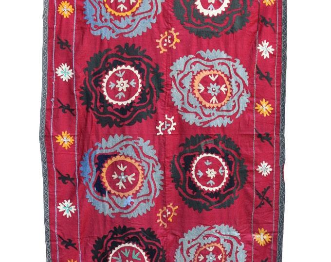 Handmade Vintage Suzani NL3040