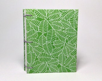 Small Green Leaf Journal