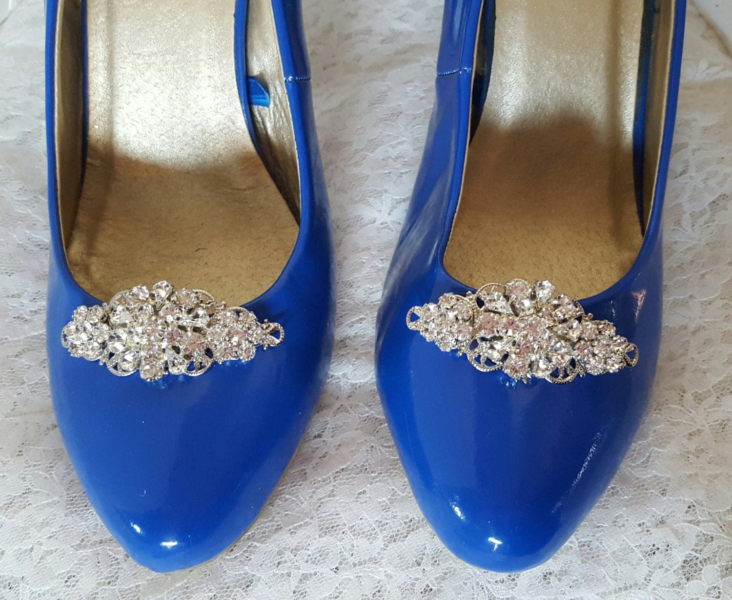 Wedding Heels With Rhinestones: Rhinestone Shoe Clips Bridal Shoe Clips Wedding Shoe Clips