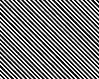 Wilmington Prints - Here for the Boos - Diagonal Stripe - Black/White