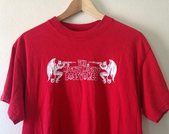 The Mighty Mighty Bosstones Fire Breathing Devil Vintage T-Shirt