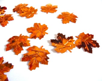 Card Toppers, Maple leaf, Maple leaves, copper leaves, autumn leaves, copper leaf, autumn leaf, tree leaf, tree leaves, red leaves, red leaf