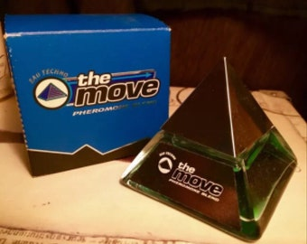 The MOVE - Pheromone Blend 1.7oz spray Perfume / BoxedMade in Germany / Rare• Size: 1.7oz