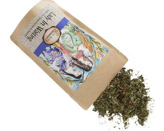 Herbal Pregnancy Tea- Lady In Waiting Loose Leaf 4 oz.