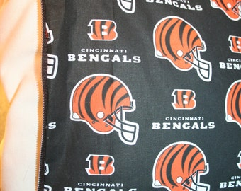 Bengals Zipper Cover