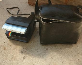 Vintage Polaroid Camera, Wedding Photo Booth Prop, Wedding Camera, Polaroid One Step, 600