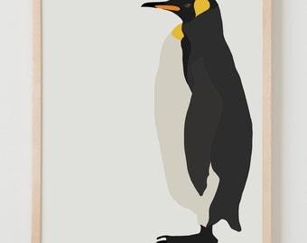 Fine Art Print. Penguin, December 3, 2015.