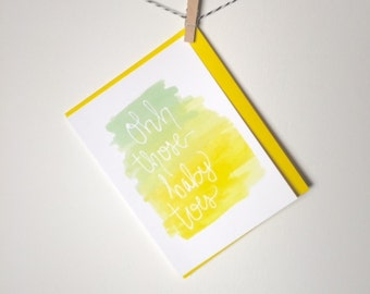 new baby card. baby. funny baby card. Congratulations. baby toes. expecting. card for parents. mothers day