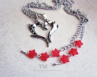 The Only One In All Of Thedas – Dragon Age Inspired Matching Necklaces