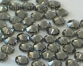 Black Diamond 16ss Swarovski Elements Rhinestones flat back 36 pieces
