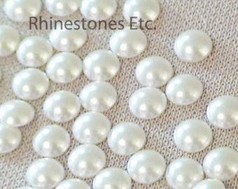 Swarovski 16ss Pearls Flat Back 1 gross (144 pieces)