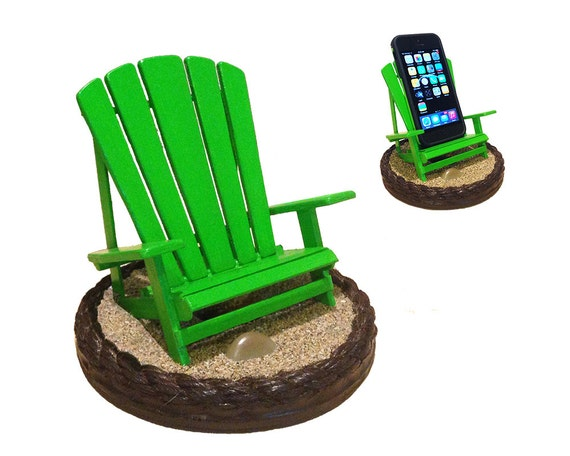 iBeach in Caribbean Green - iPhone 6 Plus, iPhone 6/5 and other similar size phones