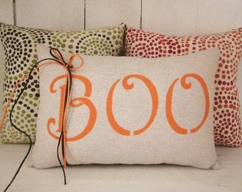 Halloween pillows, orange pilows, decorative pillows, shabby chic, farmhouse decor, autumn decor, fall pillows, accent pillows
