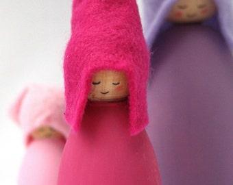 Cornish Pixie Elves The Pinks