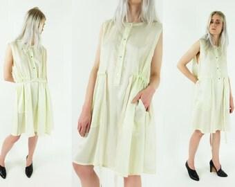 MM6 Maison Martin Margiela Drawstring Dress