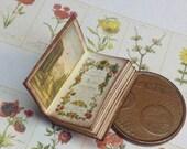 1:12 Miniature florist book