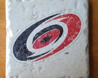 Carolina Hurricanes Coasters Set of 4