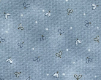1yd Fabric   51232-13 MODA The Udder Cowboy Sew Treasured    Woven   FREE SHIPPING