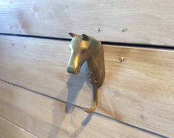 Horses Brass Hooks Free Shipping