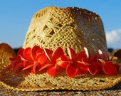 YOUTH SIZE Tropical Cowgirl Hat