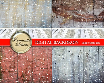 Newborn Christmas Digital photo background for Newborn Digital Backdrop digital photography backdrop winter digital Christmas snow prop