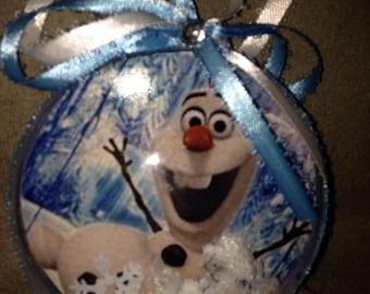 Olaf ornament