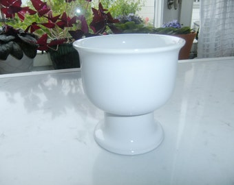 Vintage Swedish Boda Nova Multi Pot - white glazed - Signe Persson Melin design