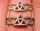 Triforce Ring_Steel