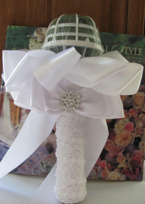 Wedding Bouquet Holder Create Your Own DIY Bridal Bouquet