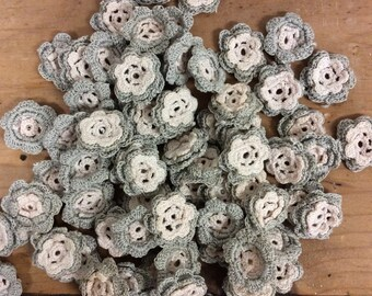 65 Crochet Flowers