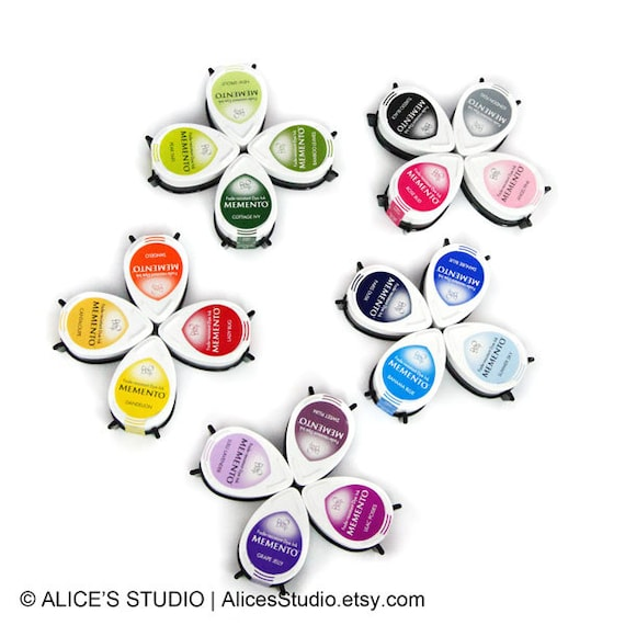 Ink Pads for Thumbprint Guest Book