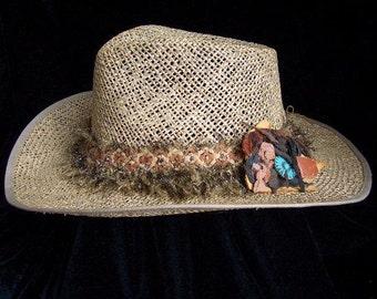 Southwestern Shade Hat