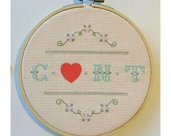 C*nt - Sassy Stitching