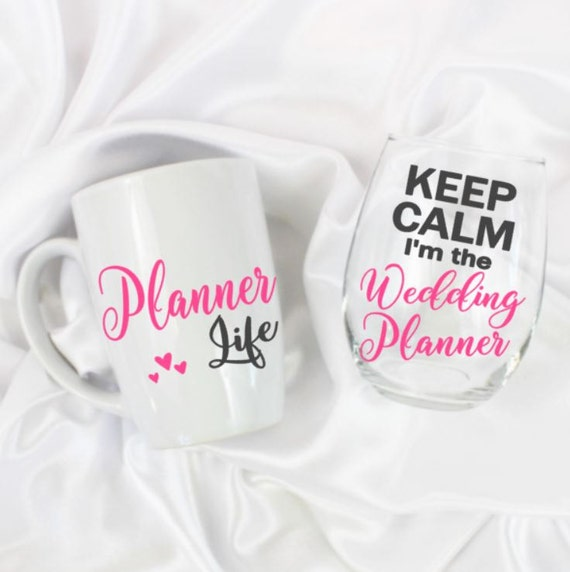 Wedding Planner Gifts: Items Similar To Wedding Planner Gift