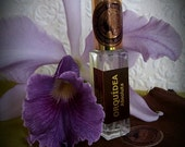 RESERVED for Cyndee - Orquidea Absoluta: 7ml rollerball Parfum Extrait (oil)