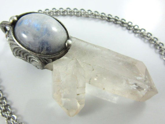 evenstar necklace moonstone - photo #21