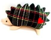 Spiny Hedgehog Pillow