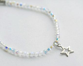 Swarovski Star Bracelet