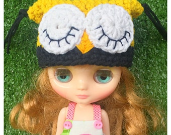 "Middie Blythe Outfit : ""Yellow Owl Hat"" (Hat)"