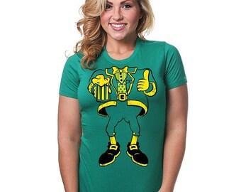 ON SALE Leprechaun Party T-Shirt Funny St. Patrick's Paddys Day Ireland Saint Patty's Paddy's Tee Shirt Tshirt Mens Womens Ladies S-3Xl