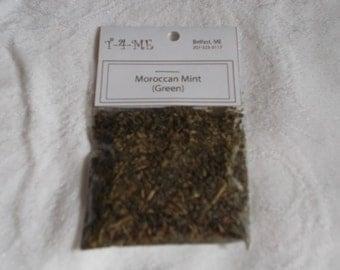 ORGANIC Tea-Green Tea- Moroccan Mint