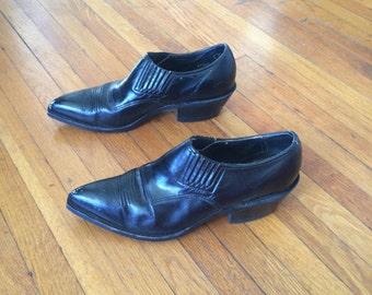 vintage Nocona shoe boots size 7