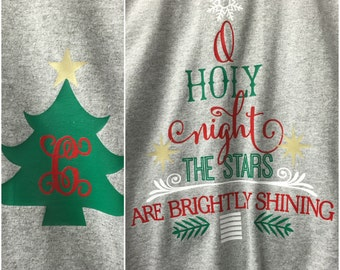 Christmas Tree Shirts