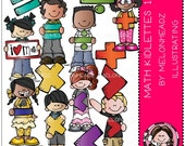 Math clip art - Kidlettes