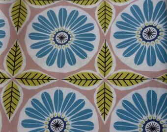 1/2 Yard Organic cotton, Monaluna, Anya, Ceramic